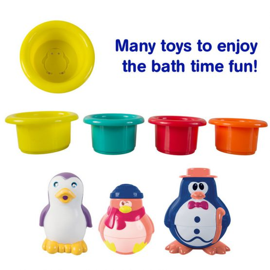 Играчки за баня LUDI Пингвин