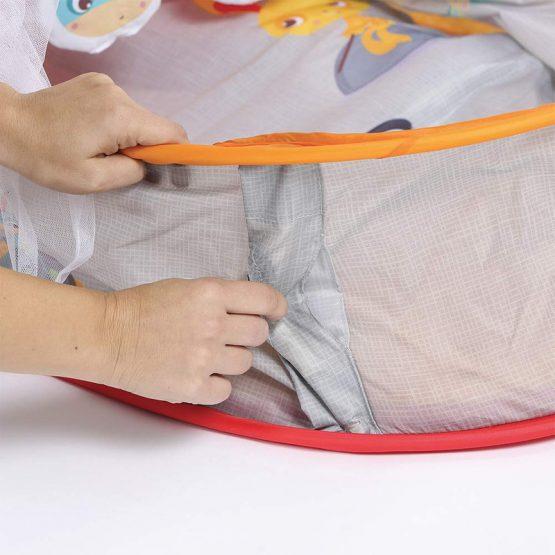 Преносимо бебешко легло LUDI