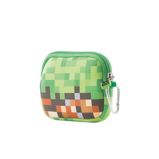 Несесер Pixie Crew PXA08, Mine&Craft/зелен