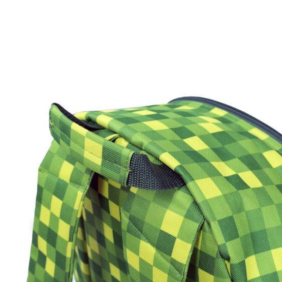 Раница Pixie Crew PXB02, зелена/черна