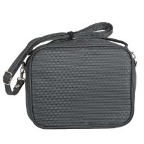 Чанта за рамо PXB-09, сива/ черна