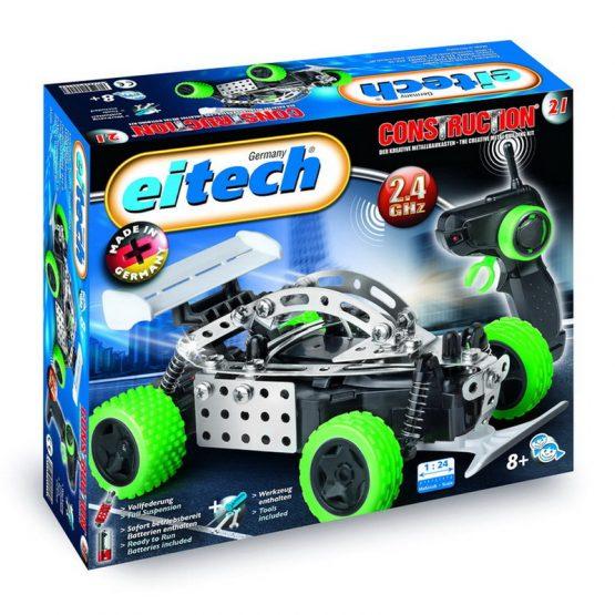 Конструктор Eitech Радио управляем състезателен автомобил, 2.4 Ghz