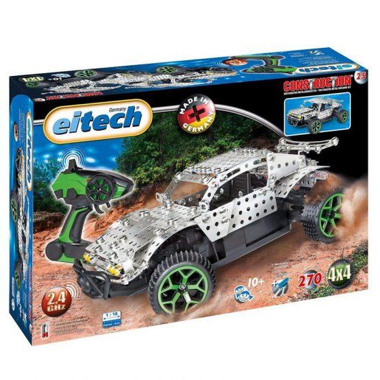 Конструктор Eitech Радио управляем офроуд автомобил, 2.4 Ghz
