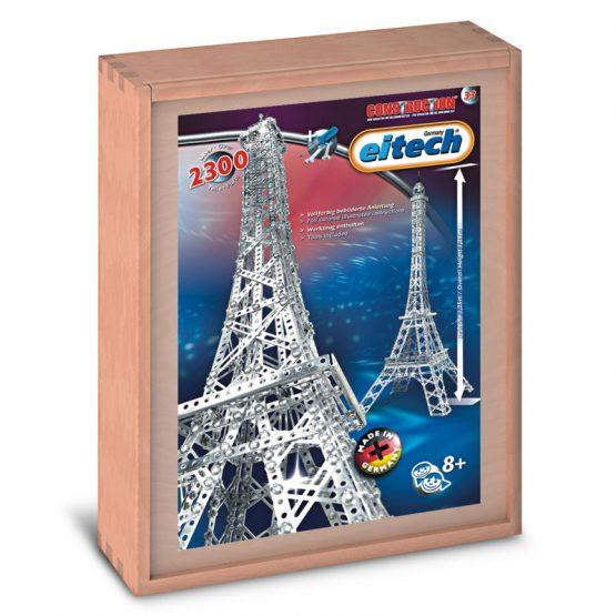 Конструктор Eitech Айфелова кула Deluxe 125 см.