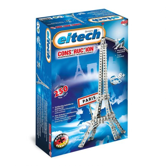 Конструктор Eitech Айфелова кула, 45 см.