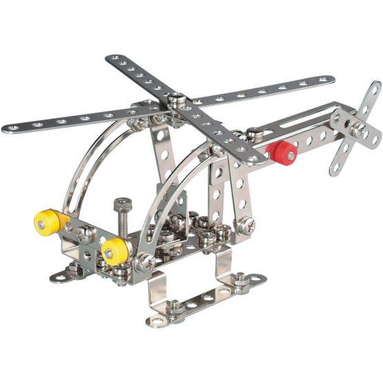Конструктор Eitech Самолет/Хеликоптер, 2 модела