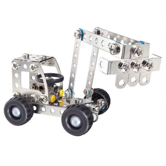 Конструктор Eitech Багер| Камион, 2 модела