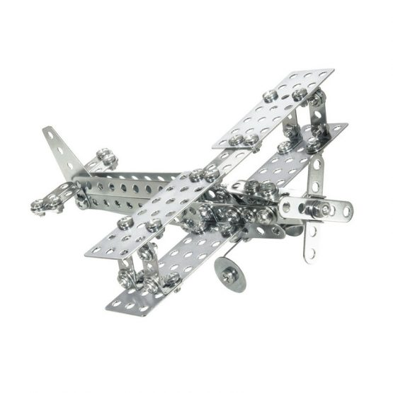 Конструктор Eitech Селскостопански самолет, 170 части