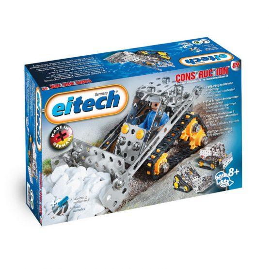 Конструктор Eitech Верижни машини, 3 модела
