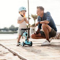 Детска каска Scoot & Ride, Боровинка