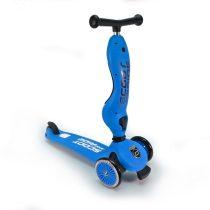 Детска тротинетка Scoot & Ride Highwaykick 1, 2 в 1: скутер и колело за баланс, Синя