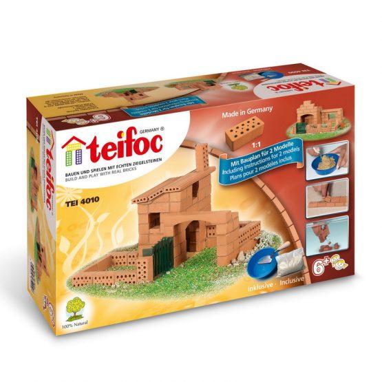 Къща Teifoc
