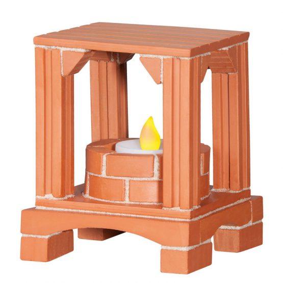 Декоративен свещник Teifoc