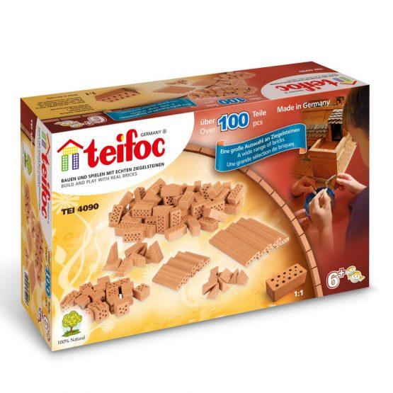Тухли Teifoc