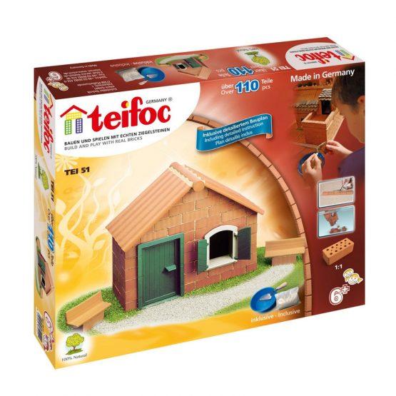 Комплект за начинаещи Teifoc