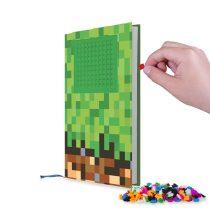 Тефтер Pixie Crew A5 PXN12 Minecraft зелен