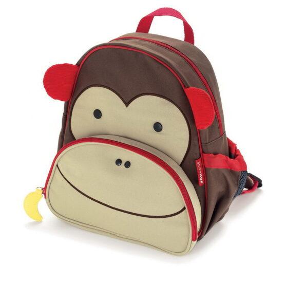 Детска раница Skip Hop Zoo, Маймунката Маршъл