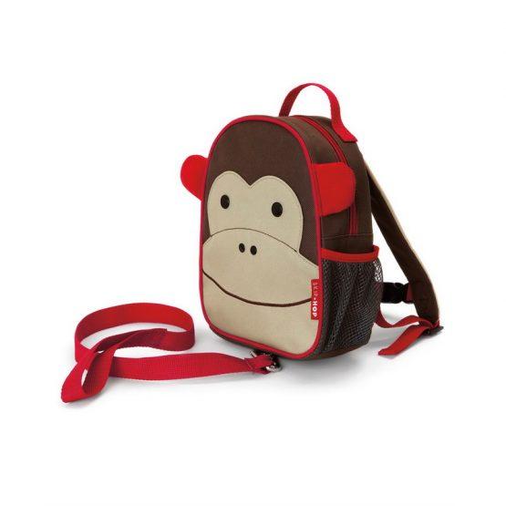 Детска раница Skip Hop - малка, маймунка