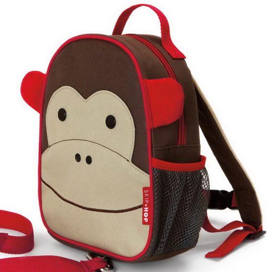 Детска раница Skip Hop – малка, маймунка