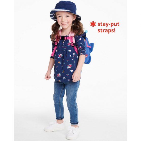 Детска раница Skip Hop - малка, пеперудка