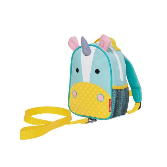 Детска раница Skip Hop - малка, еднорог