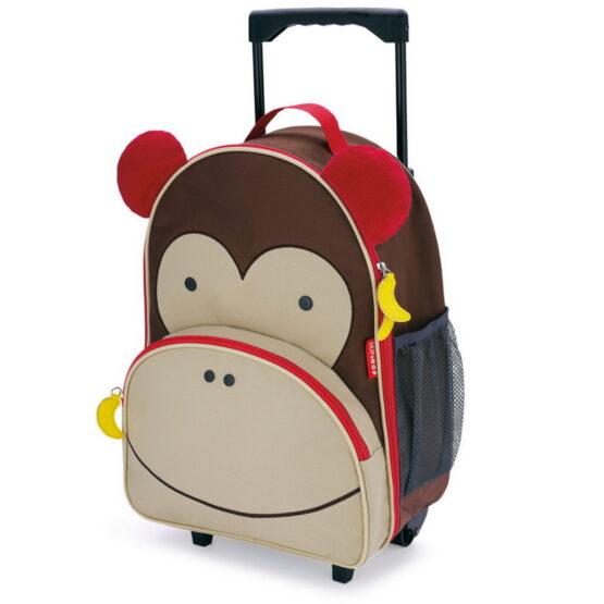 Чанта на колела Skip Hop, маймунка