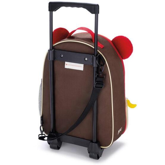 Чанта на колела Skip Hom маймунка 212303