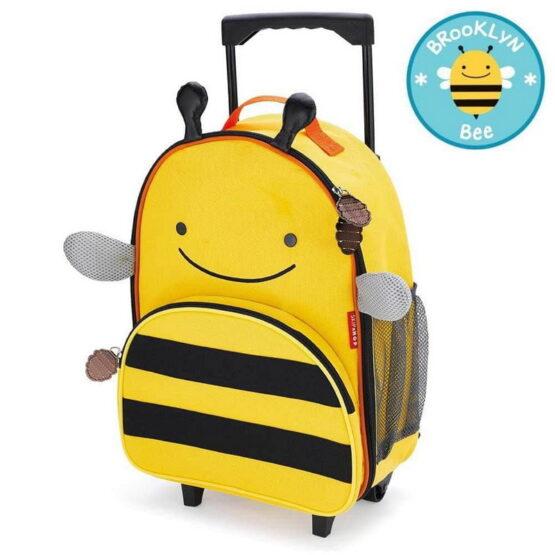 Чанта на колела Skip Hop, пчеличка