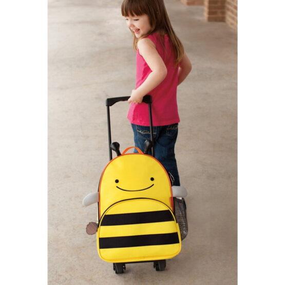 Чанта на колела Skip Hom пчеличка 212305