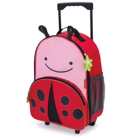 Чанта на колела Skip Hop, калинка