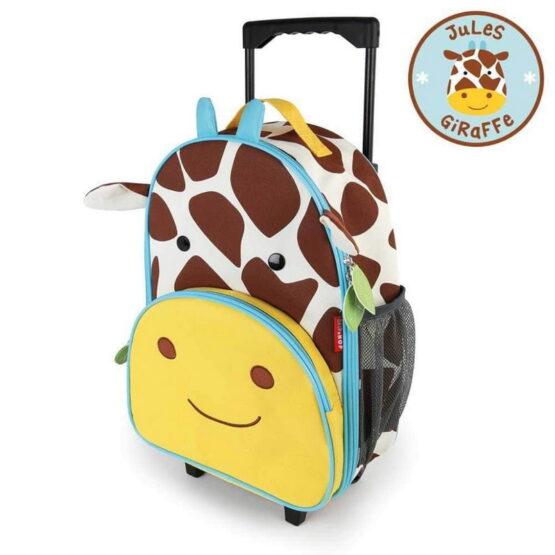 Чанта на колела Skip Hop, жирафче
