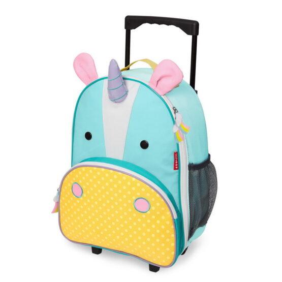 Чанта на колела Skip Hop, еднорог