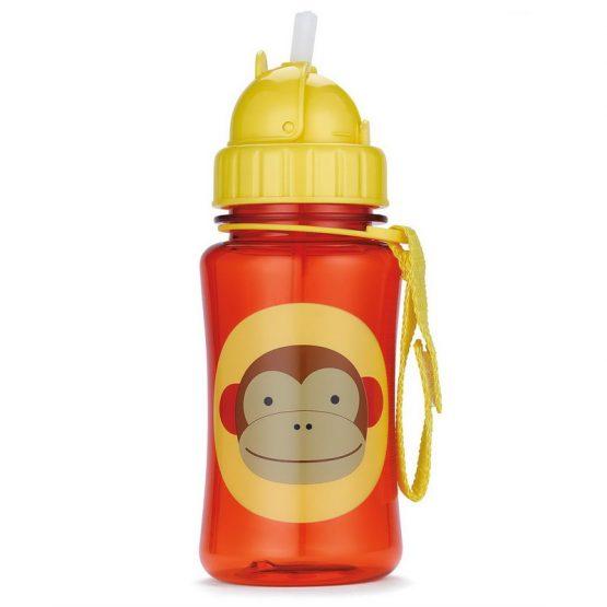 Детска бутилка Skip Hop Zoo, маймунка