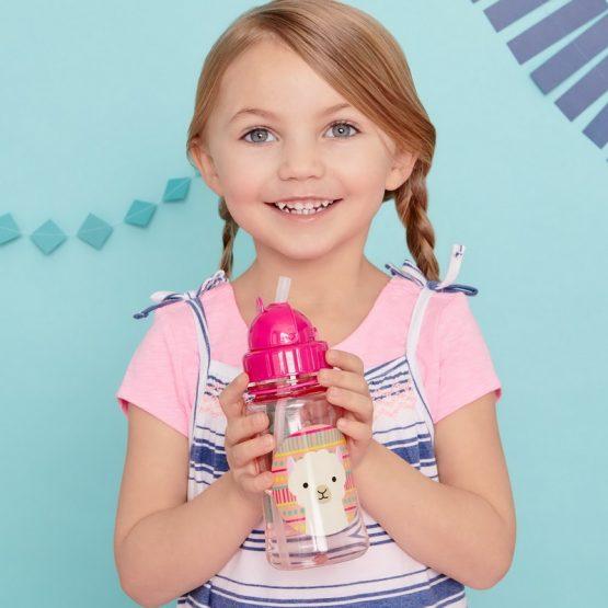 Детска бутилка Skip Hop Zoo, лама