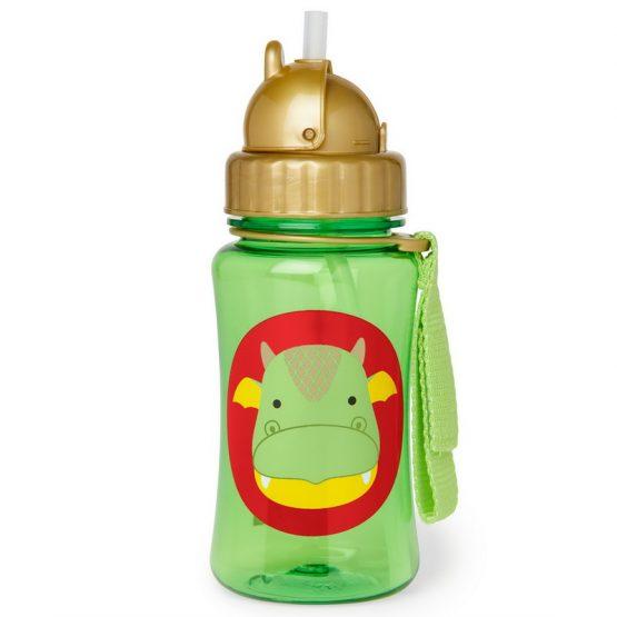Детска бутилка Skip Hop Zoo, дракон