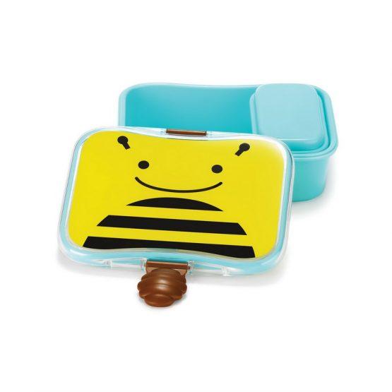 Кутия за храна Skip Hop Zoo, пчеличка