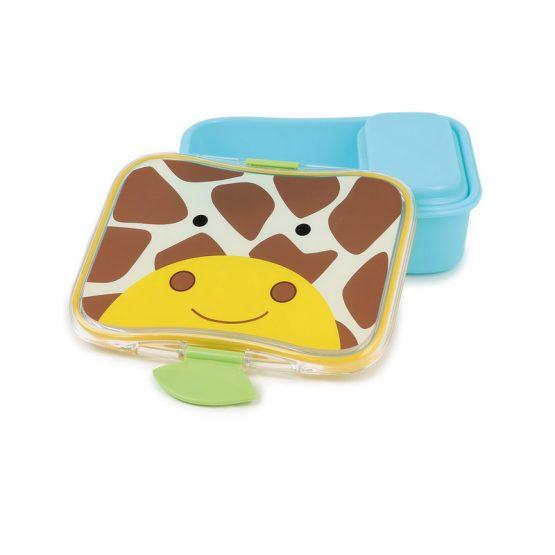 Кутия за храна Skip Hop Zoo, жираф