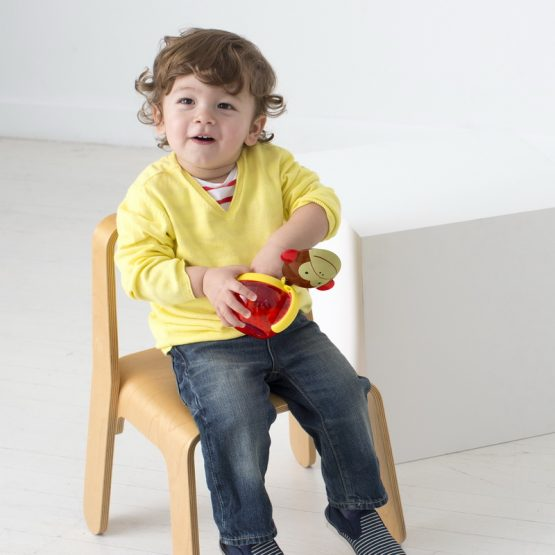 Детска чаша за закуска Skip Hop, маймунка