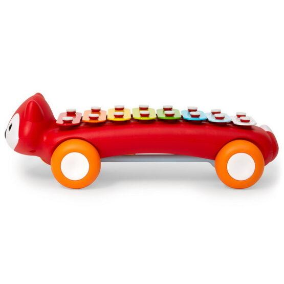 Детски ксилофон Skip Hop Zoo, лисица