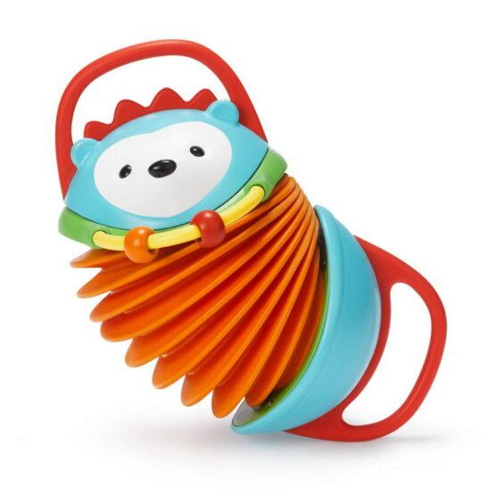 Играчка акордеон Skip Hop, таралеж