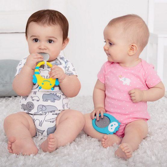 Бебешка гризалка охлаждаща Skip Hop, таралеж