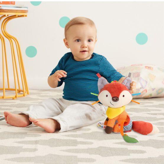 Бебешка мека играчка Skip Hop, лисица