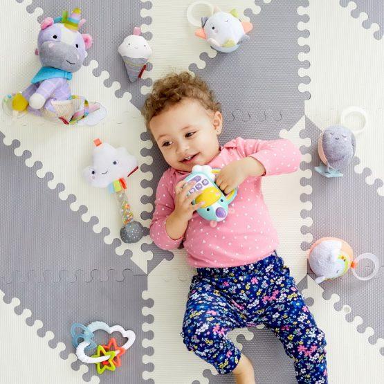 Бебешка мека играчка Skip Hop, еднорог