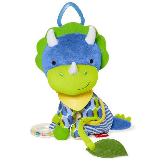 Мека играчка Skip Hop, динозавър