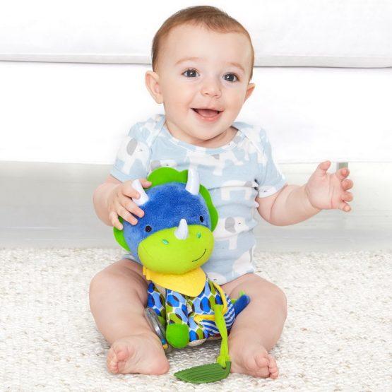 Бебешка мека играчка Skip Hop, динозавър