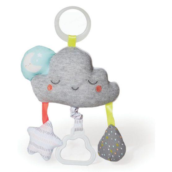 Играчка за количка с гризалка Skip Hop, облаче