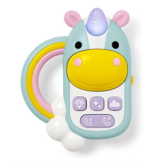 Музикален телефон Skip Hop – Еднорог