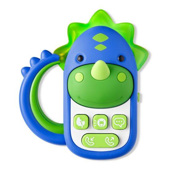 Музикален телефон Skip Hop – Дино