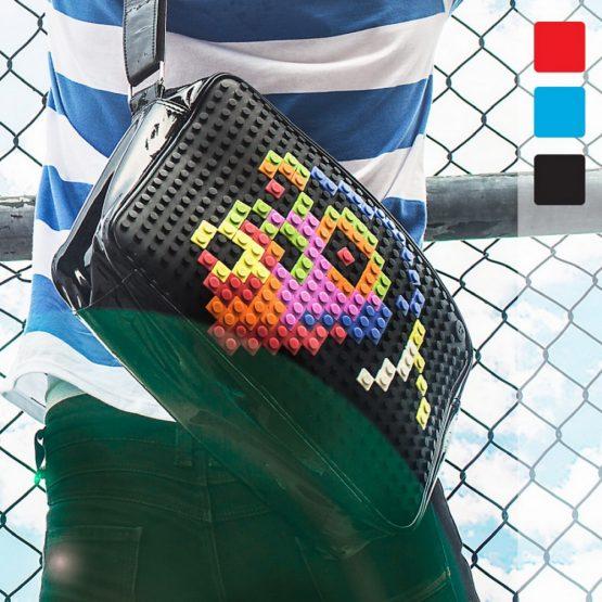 Креативна чанта с пиксели Upixel