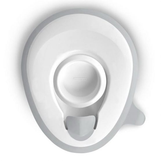 Детска тоалетна чиния Skip Hop, бяла